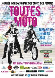 Toutes en Moto 2018 @ Dafy Moto Bordeaux
