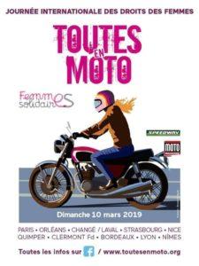 Toutes en moto 2019 @ Dafy Moto